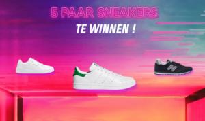 Sneakers gratis