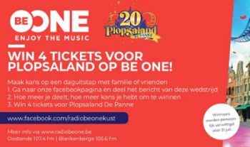 Plopsaland tickets