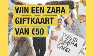 Zara giftcard