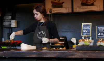 Win een gepersonaliseerde kookschort van het VRT programma Dagelijkse Kost