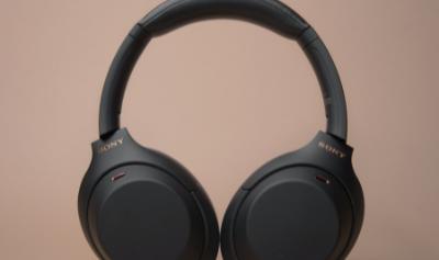 win een Sony noisecancelling headphone